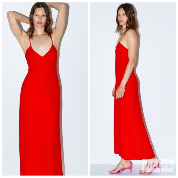 Zara Dresses & Skirts - NWT • Zara • Limited Edition • Long Tank Dress